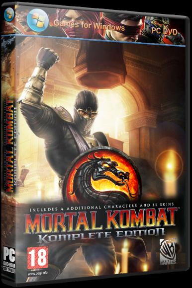 Mortal kombat: komplete edition (2013) pc   repack от fenixx.